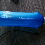 ChristmasGiftSoftFlask