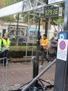 Marathon Brabant - Finish