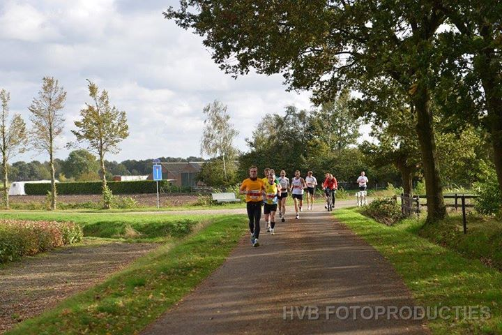 Marathon Brabant - Beginning