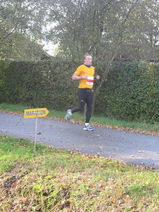 Marathon Brabant -Slightly downhill