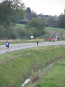 Marathon Brabant - km38Uphill