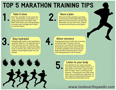 MarathonTrainingTips