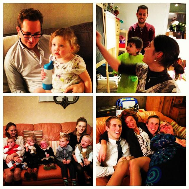 Christmas Time Family Time
