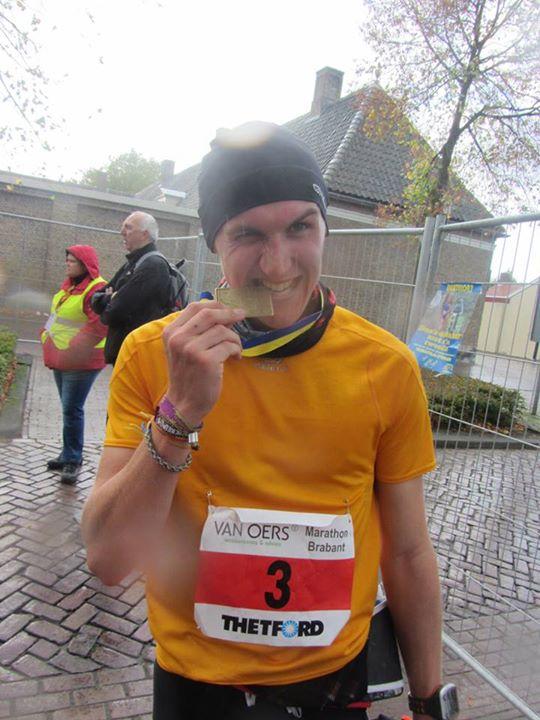 Marathon Brabant - So Happy