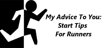 Start tips for running